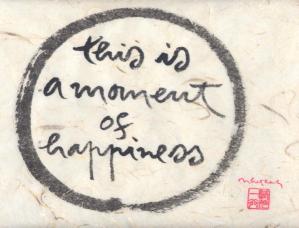 felicidad y meditacion