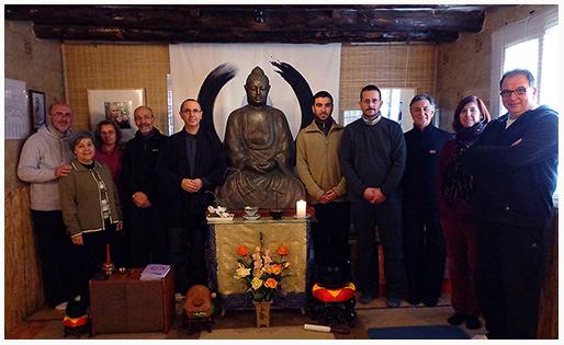 Sangha Thich Nhat Hanh Zaragaoza