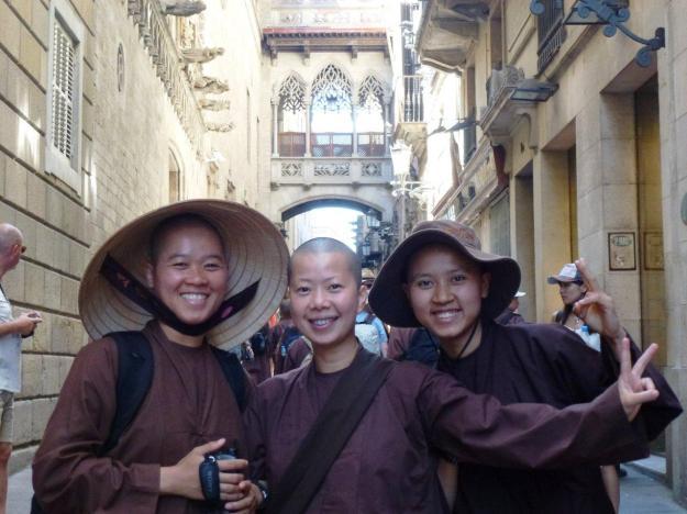 sisters in BCN 3